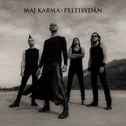 Peltisydän by Maj Karma