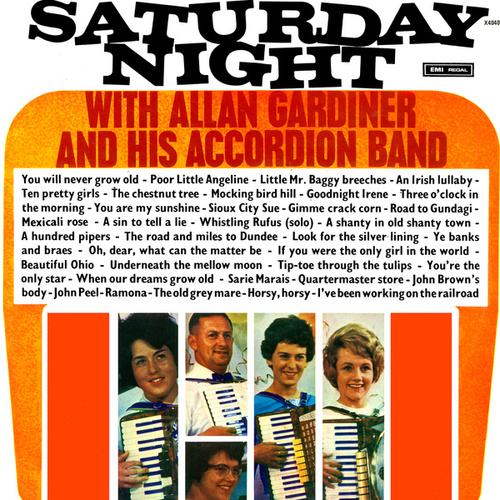 Saturday Night de Allan Gardiner