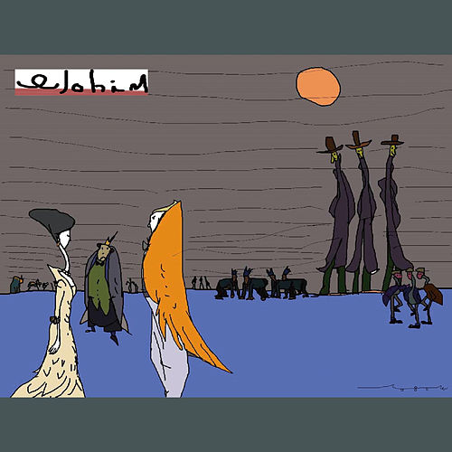 Night Safari Issue 1 by Elohim
