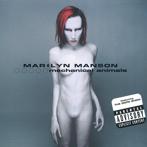 Mechanical Animals by Marilyn Manson