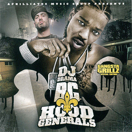 Hood Generals by Various Artists