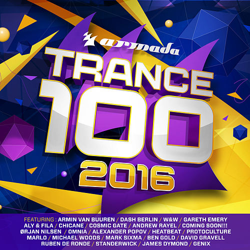 Trance 100 - 2016 fra Various Artists