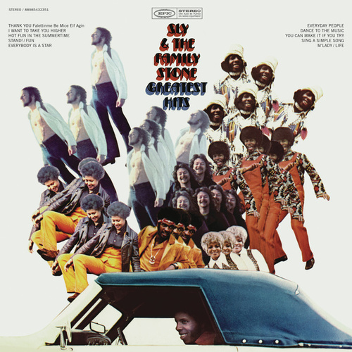 Greatest Hits by Sly & The Family Stone