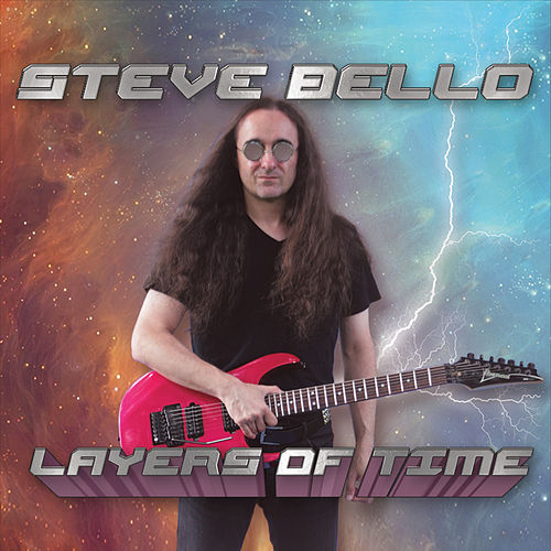 Layers of Time by Steve Bello