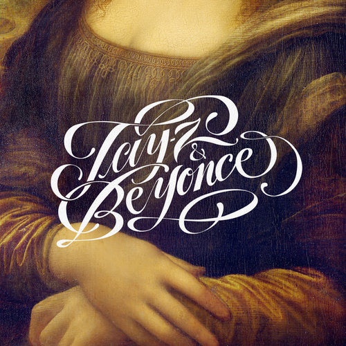 Jay-Z & Beyoncè by Giaime