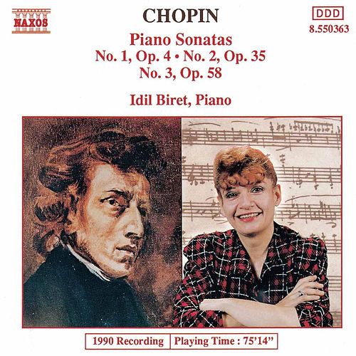 Piano Sonatas (Complete) de Frederic Chopin
