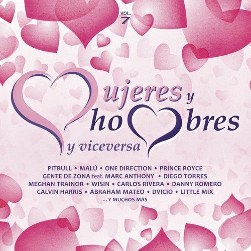 Mujeres y Hombres y Viceversa, Vol. 7 de Various Artists