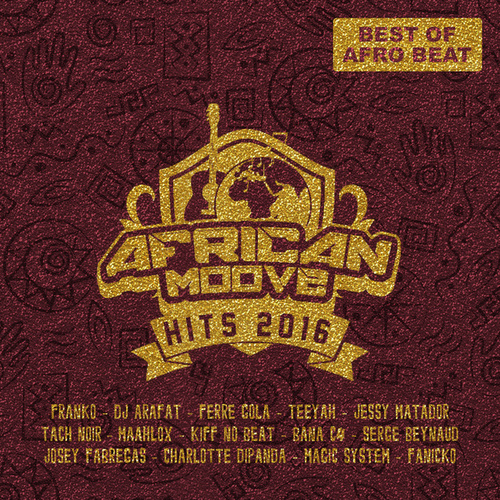 Africanmoove Hits 2016 di Various Artists
