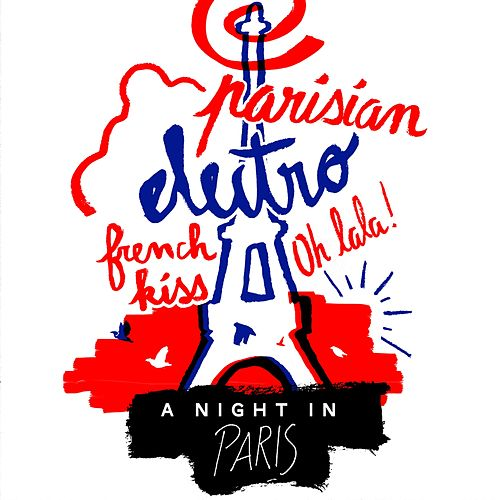 A Night in Paris de Various Artists