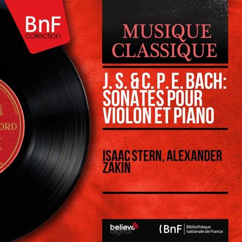 J. S. & C. P. E. Bach: Sonates pour violon et piano (Mono Version) von Isaac Stern
