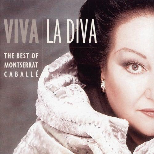 Viva La Diva de Montserrat Caballé