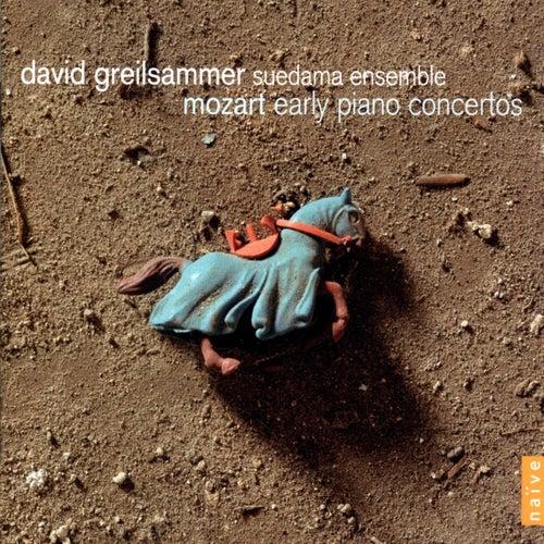Mozart : Early Piano Concertos de David Greilsammer