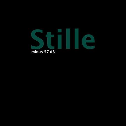 Stille minus 57 dB by Martin