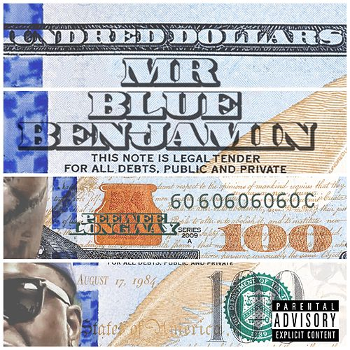 Mr. Blue Benjamin by PeeWee LongWay