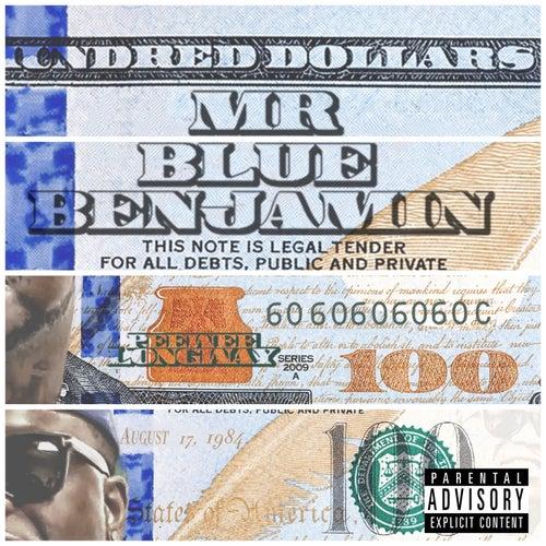 Mr. Blue Benjamin de PeeWee LongWay