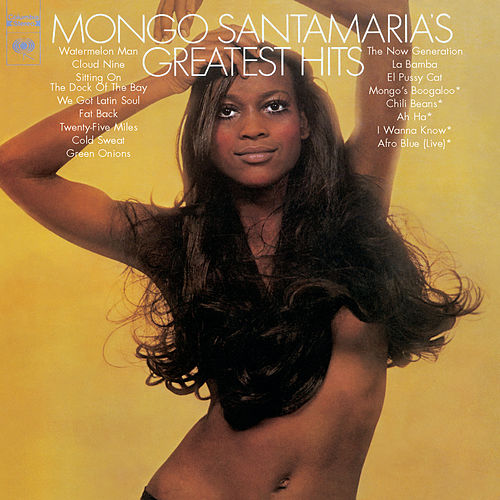 Greatest Hits by Mongo Santamaria