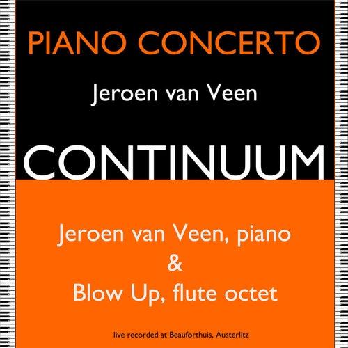 Piano Concerto Continuum de Jeroen van Veen