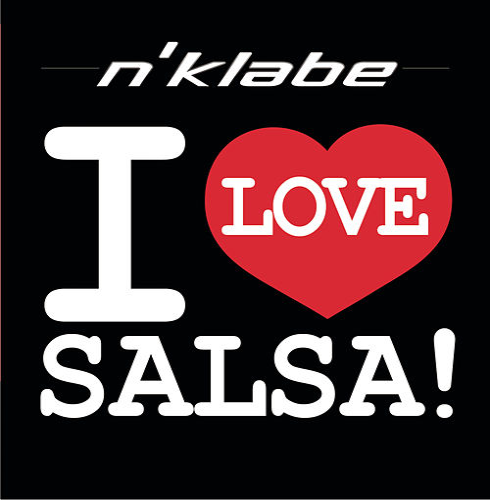 I Love Salsa de N'Klabe