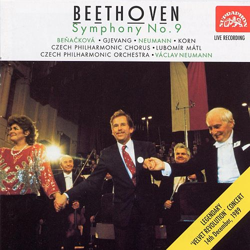 Beethoven,L.v.  Symphony No. 9 / CPO / Neumann by Czech Philharmonic