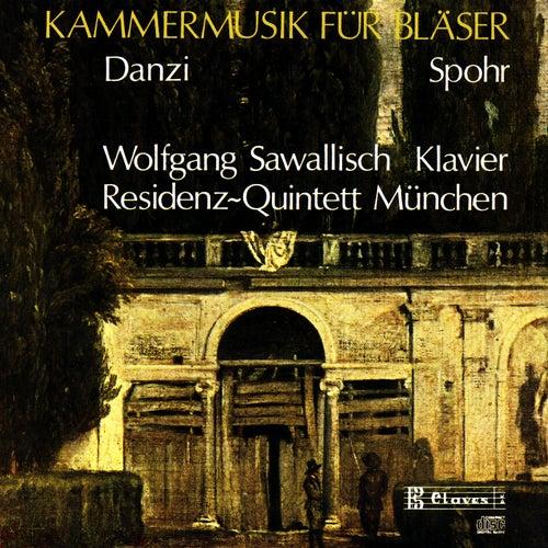 Chamber Music For Winds by Wolfgang Sawallisch