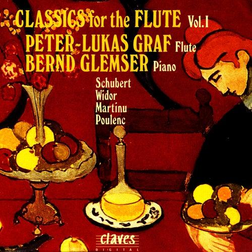 Classics For Flute, Vol. I by Bernd Glemser