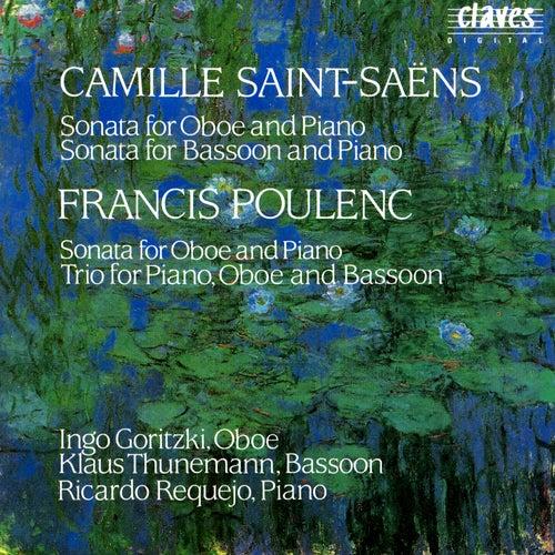 Saint-Saëns / Poulenc: Sonatas by Ingo Goritzki