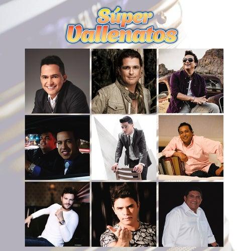 Súper Vallenatos 2016 de Various Artists