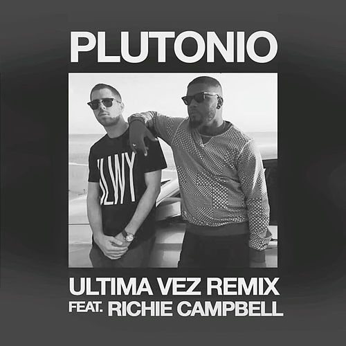 Última Vez (Remix) de Plutónio