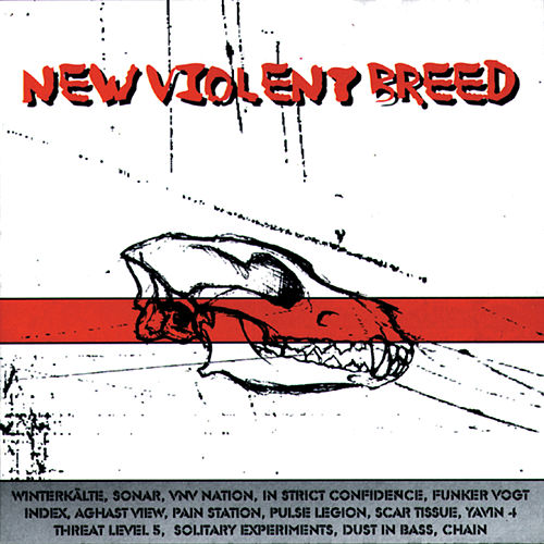 New Violent Breed V.1 de Various Artists