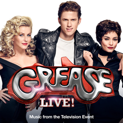 Grease Live! de Various Artists