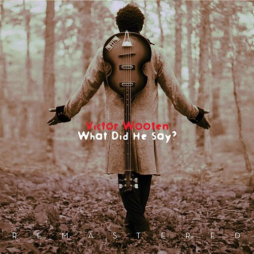 What Did He Say? (Remastered) de Victor Wooten