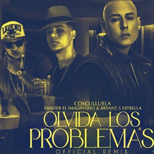 Olvida los Problemas (Remix) [feat. Xander El Imaginario & Bryant 5 Estrella] de Cosculluela