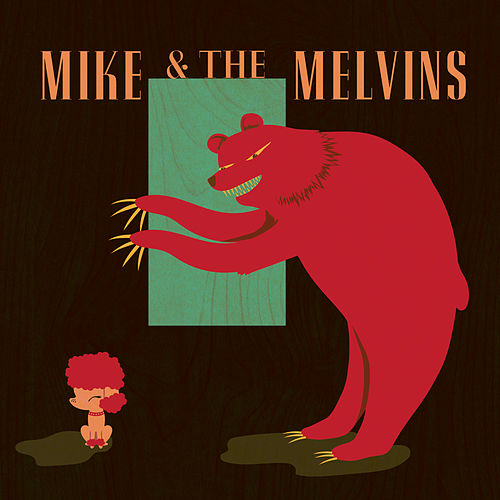 Mike & The Melvins de Melvins