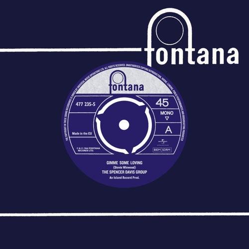 Gimme Some Lovin' / Blues In F de The Spencer Davis Group