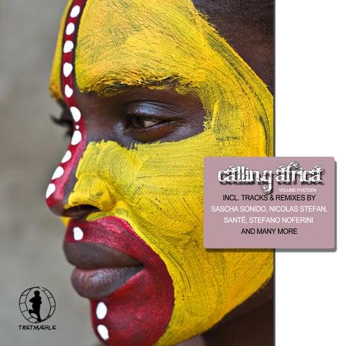 Calling Africa 15 de Various Artists