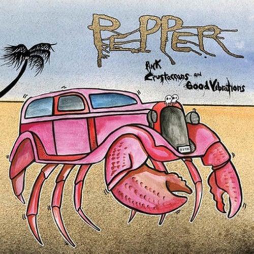 Pink Crustaceans von Pepper