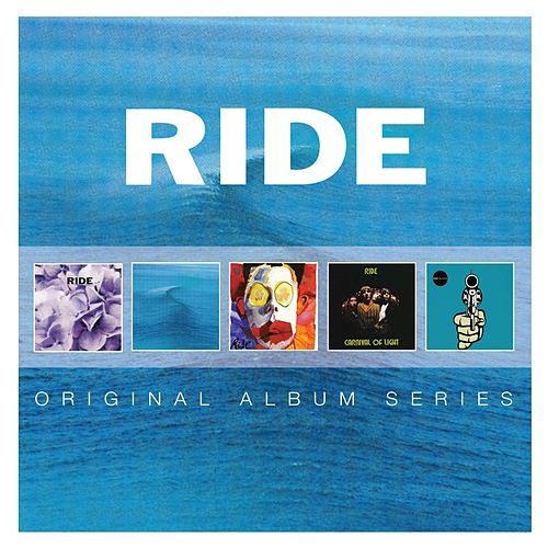 Original Album Series de RIDE