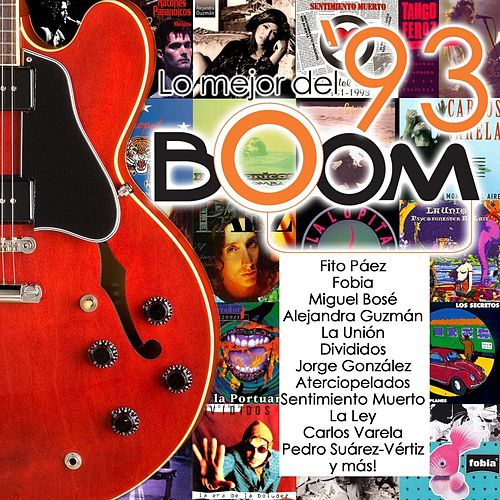 BOOM: Lo Mejor del '93 de Various Artists