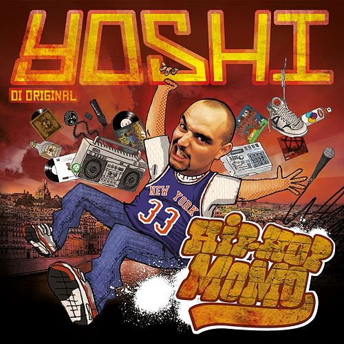 Hip-Hop Momo de Yoshi Di Original