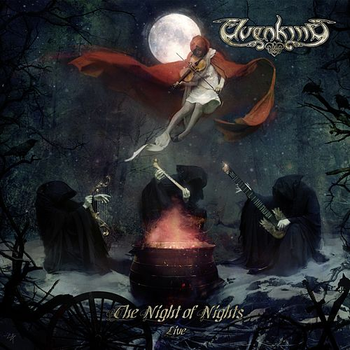 The Night of Nights (Live) by Elvenking