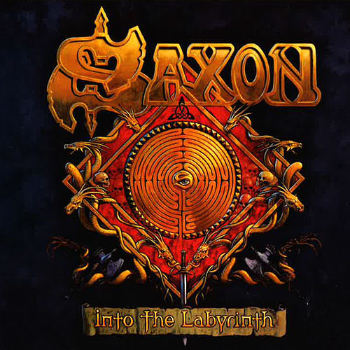 Into the Labyrinth von Saxon