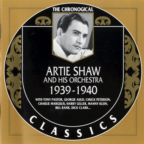 Artie Shaw: 1939-1940 de Artie Shaw