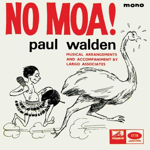 No Moa! by Paul Walden