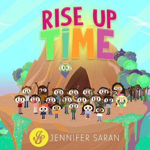 Rise Up Time - Single de Jennifer Saran