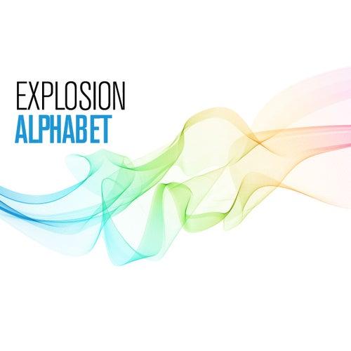 Explosion von Alphabet