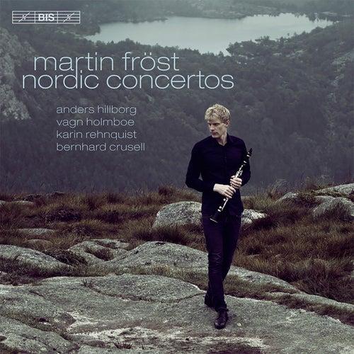 Nordic Concertos by Martin Fröst
