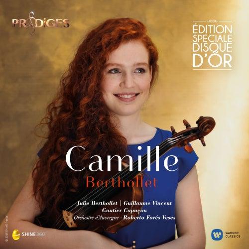 Camille - Prodiges (Edition spéciale) de Camille Berthollet