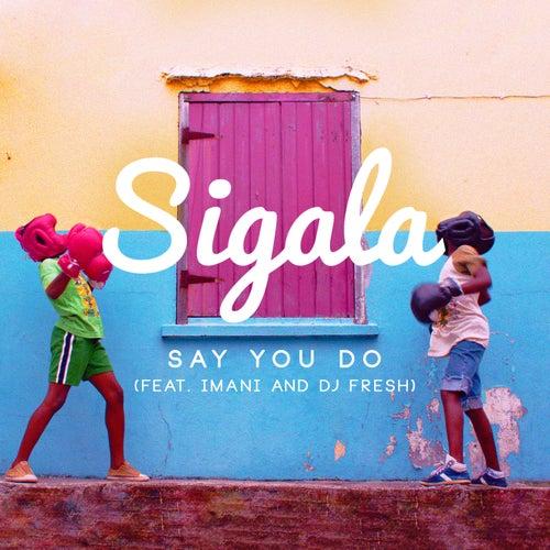 Say You Do (Radio Edit) by Sigala