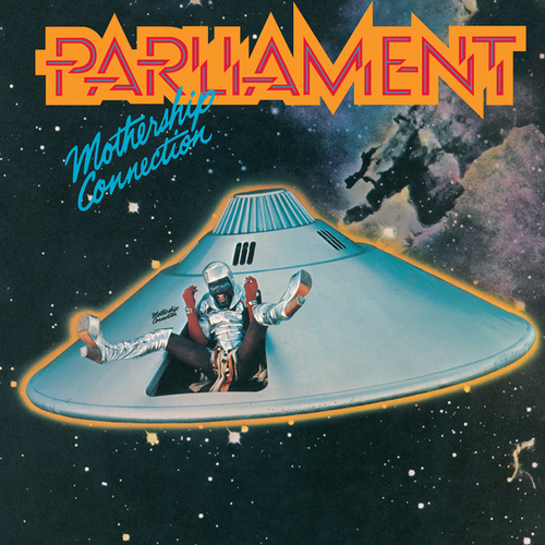 Mothership Connection de Parliament