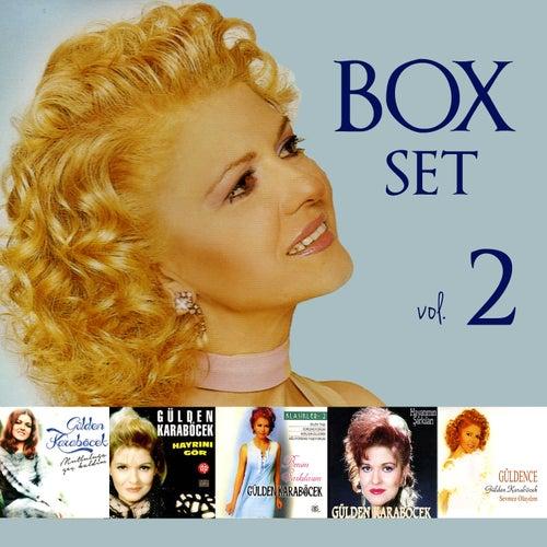 Gülden Karaböcek Box Set, Vol. 2 by Gülden Karaböcek